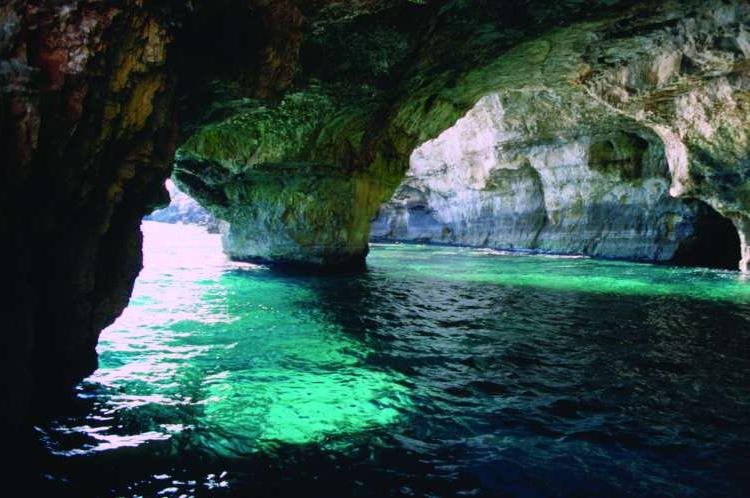 Slika Green Cave