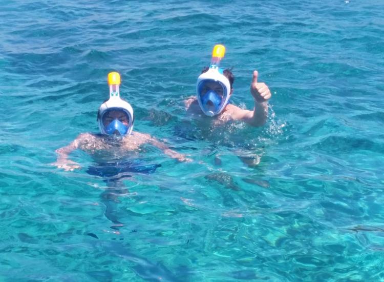 Slika Snorkeling