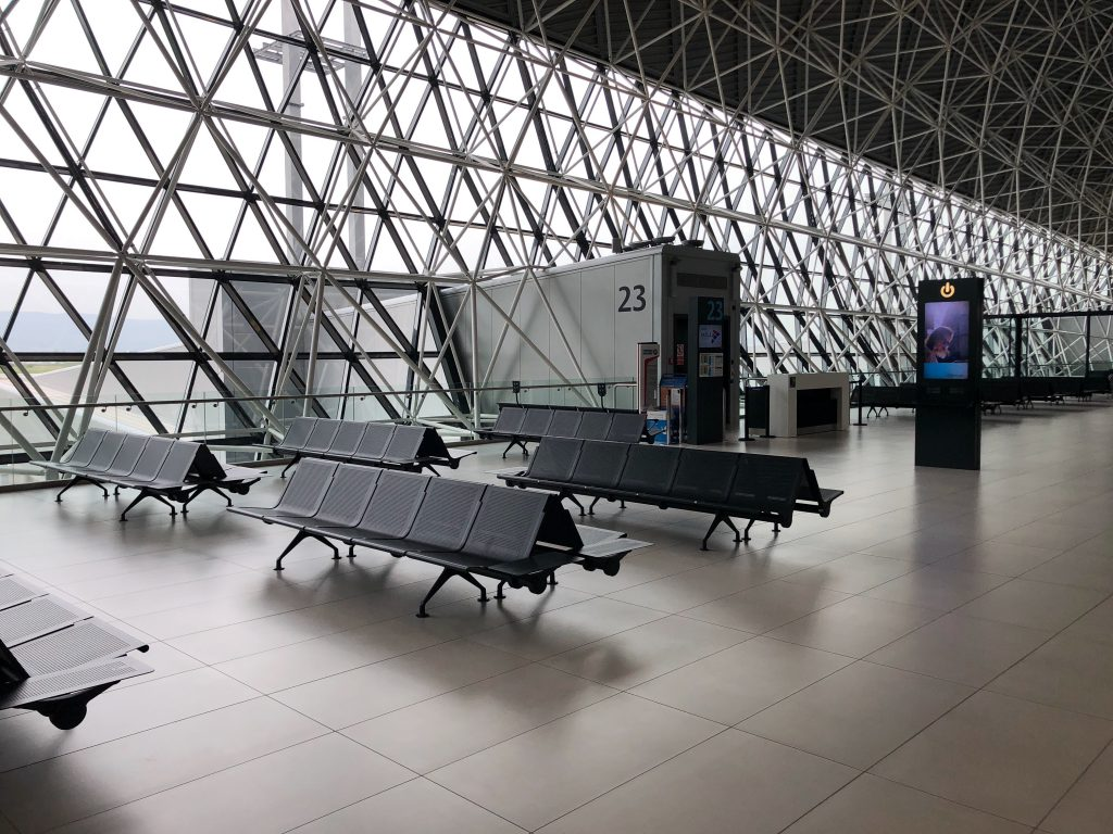 Traveling to dalmatia by plane